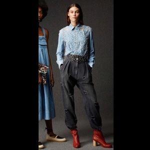 Rachel Comey high waist jeans
